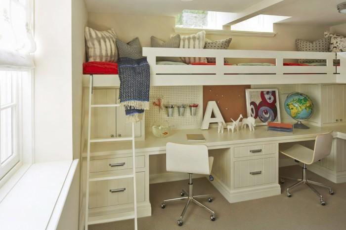 Çocuk Odaları İçin Dekorasyon