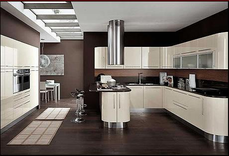 En güzel mutfak dolapları ve tasarımları