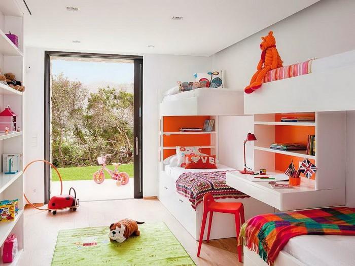 EV DEKORASYON HOBİ: Çocuk odası tasarımları
