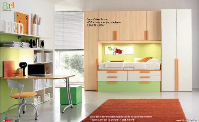 Genç Odası | Crop Mobilya