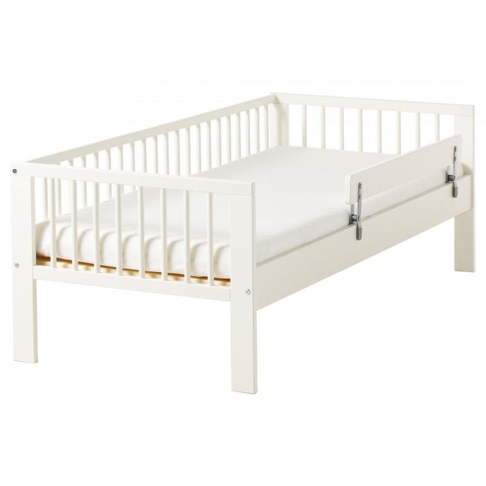 GULLIVER çocuk karyolası beyaz 70x160 cm | IKEA IKEA Çocuk