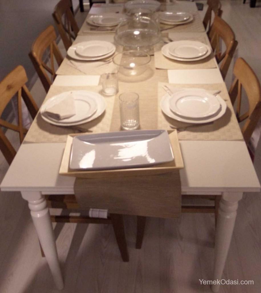 İkea Yemek Masaları | Yemek Odası