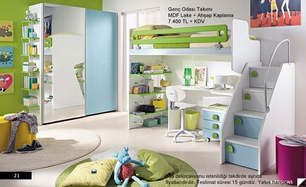 Mobilya Modelleri - Yatak Odası Takımları - Bebek Odası ...
