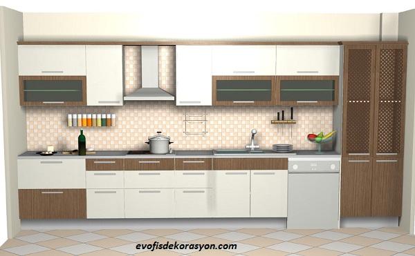 Mutfak dolabi modelleri — Resimli Yemek Tarifleri