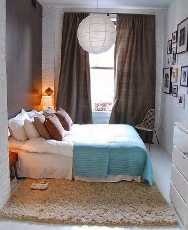 13 küçük yatak odası fikri | Dekorasyon Fikri