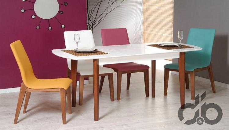 2016 Modern Mutfak Masa Sandalye Takımları | DekorBlog