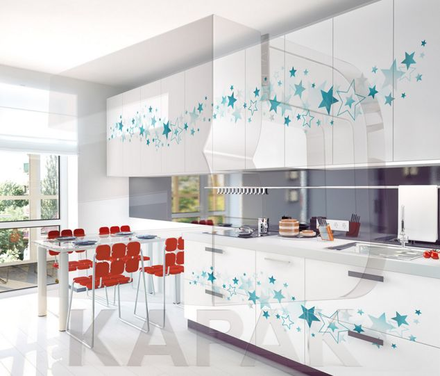 3 Boyutlu mutfak kapakları|3D Kapak