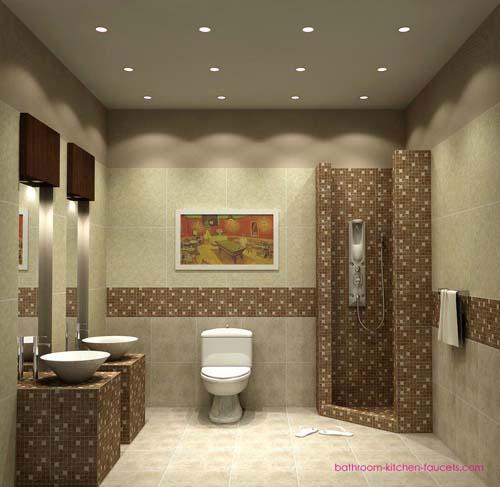 Banyo Dekorasyon Fikirleri | Yapı Dekorasyon 360