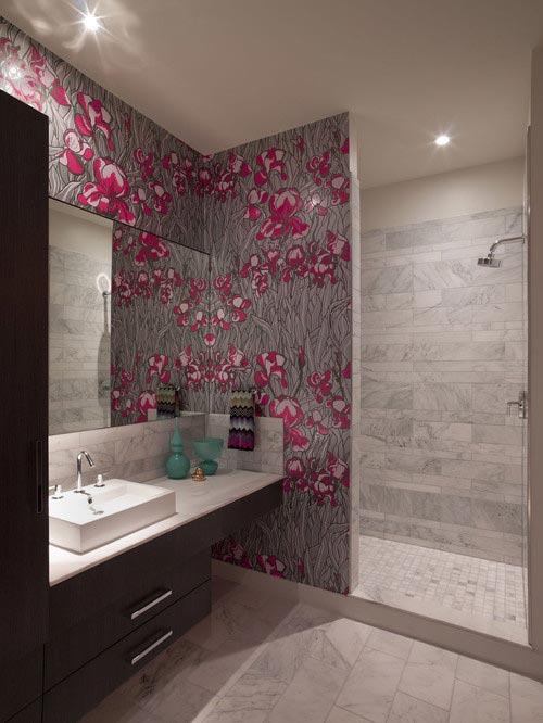 Banyoda Duvar Kağıdı Kullanılır Mı? | Yapı Dekorasyon 360