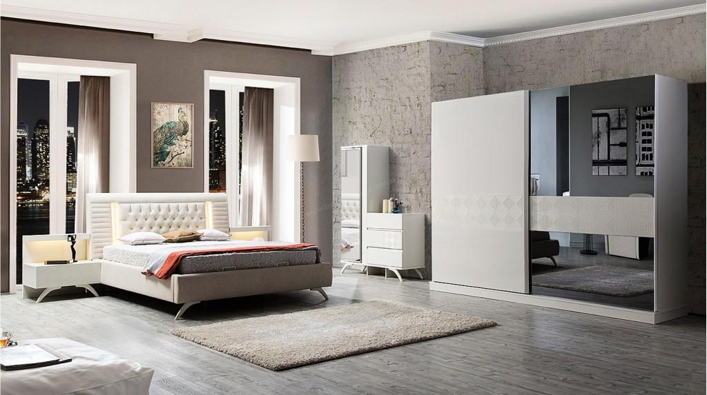 Beta Modern Yatak Odası Takımı - Yatak Odası Takımları ...