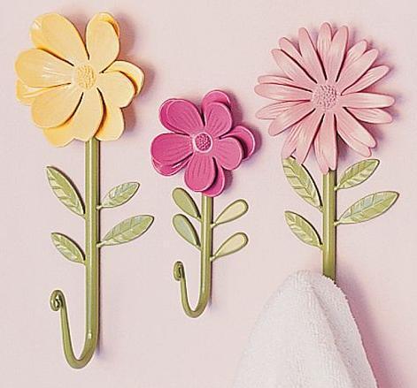 cicek modeli dekoratif duvar askilari | Dekorstyle