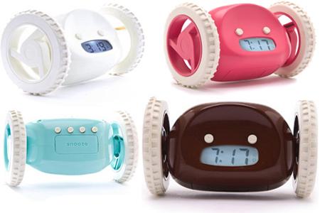 Clocky sizden kaçan Alarm Saat | Hediye Tavsiyeleri