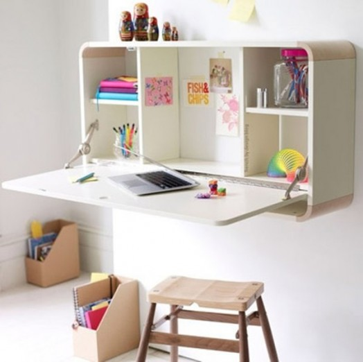 Çocuk Odası İçin Ders Çalışma Masası Modelleri | Dekorstili.com