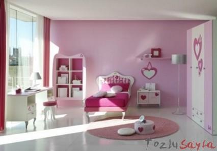 Çocuk odası modelleri 2018