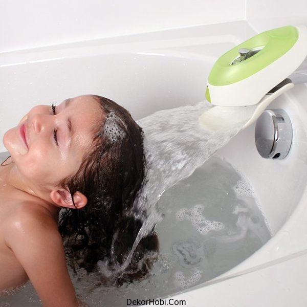 DekorHobi » Birbirinden İlginç Banyo Aksesuarları