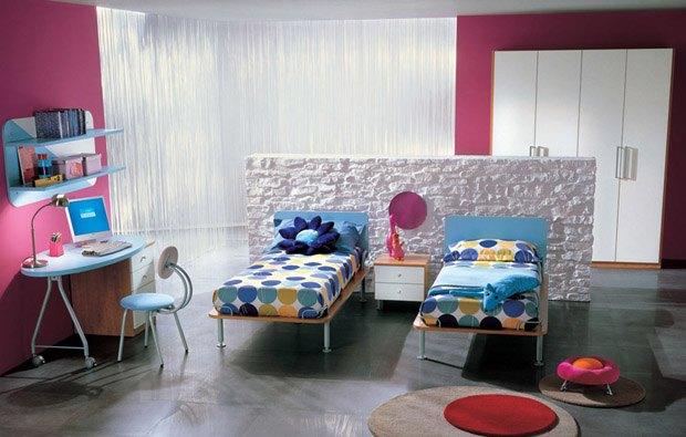 En güzel 60 genç odası ve genç yatak odası tasarımı - Mobilya ...