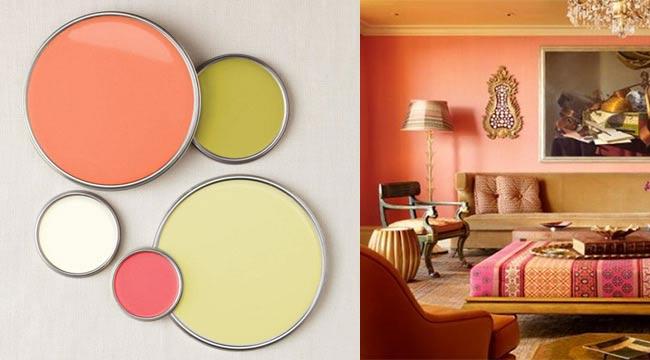 Ev İçin Renk Seçimi | Yapı Dekorasyon 360