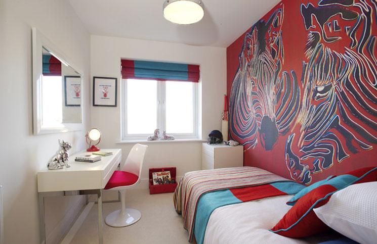 Genç odaları, genç kız odaları, kız çocuk odaları dekorasyon ...