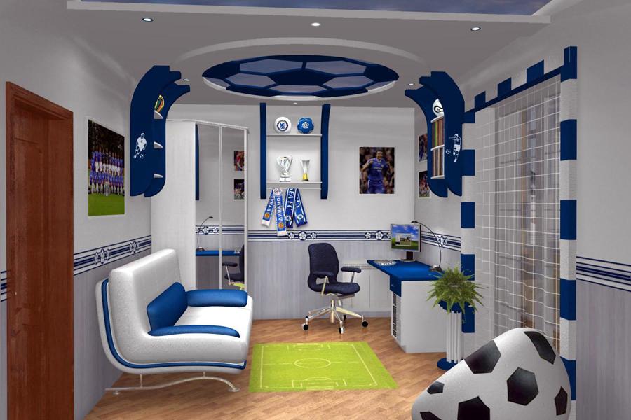 Genç Odası Dekorasyon Fikirleri için 5 Altın Kural - Dekoloji