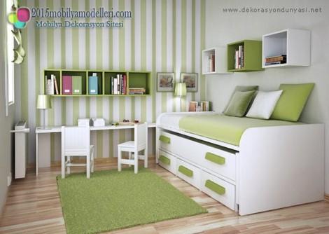 Genç Odası Dekorasyon Fikirleri | Mobilya Modelleri