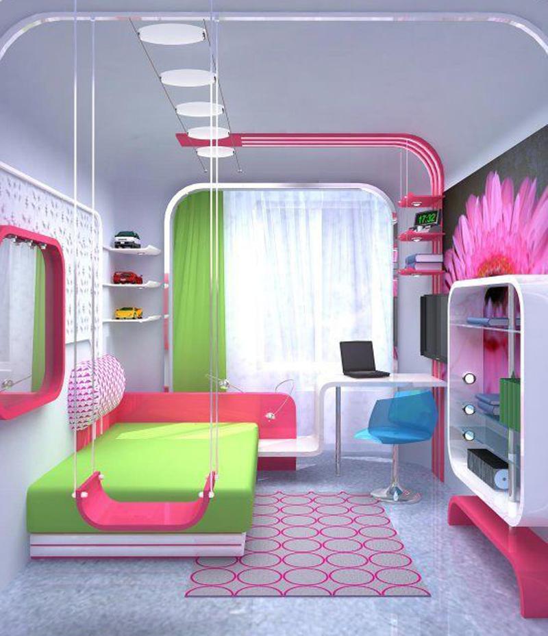 Genç Odası Dekorasyonu Örnekleri - Dekorasyoncuyuz