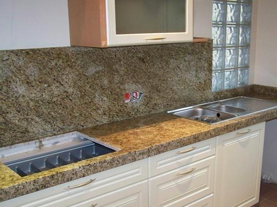 Granit mutfak tezgahı beige - Beril Mermer