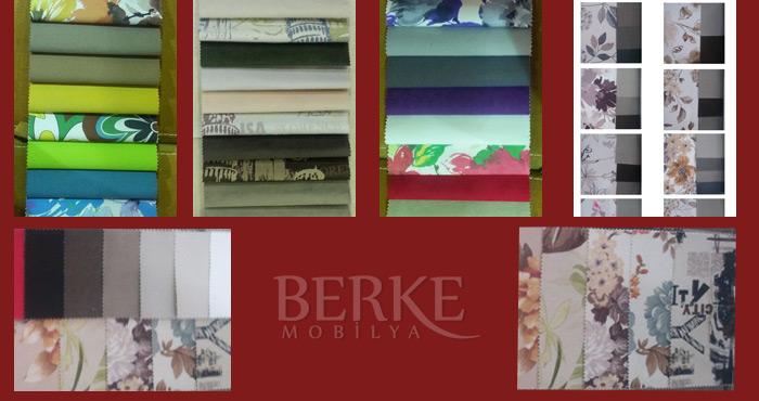 Koltuk ve Salon Takımları Renk Seçenekleri - Berke Mobilya