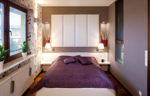 Küçük Yatak Odaları İçin Çözümler