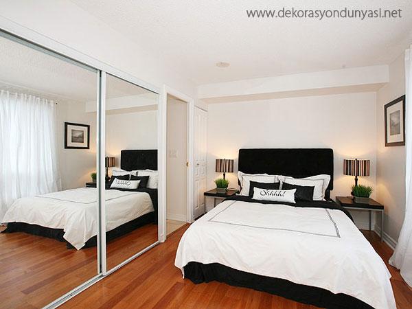 Küçük Yatak Odası Dekorasyonu - Dekorasyon Dünyası