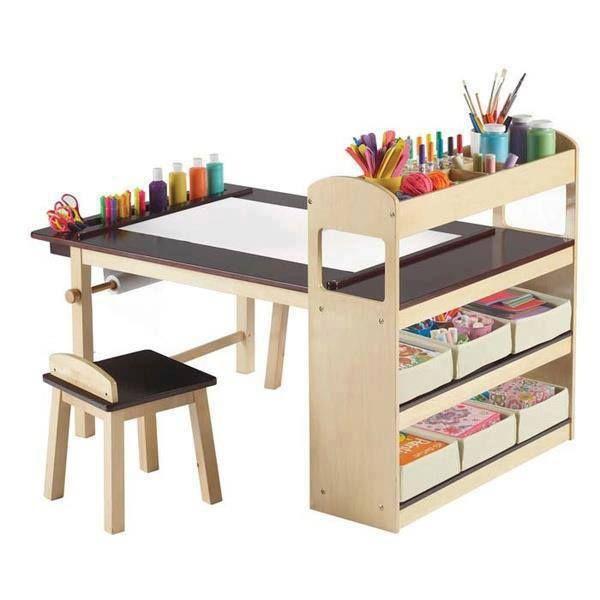 kullanisli cocuk çalışma masasi | Dekorstyle