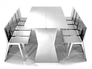 Masa ve sandalye bir arada | Dekorasyon Mobilya Modelleri