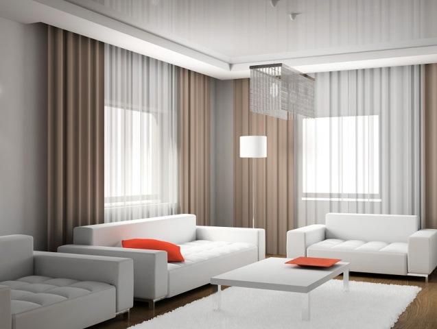 Modern Salon Perde Modelleri | Dekozin - Dekorasyonda Magazin