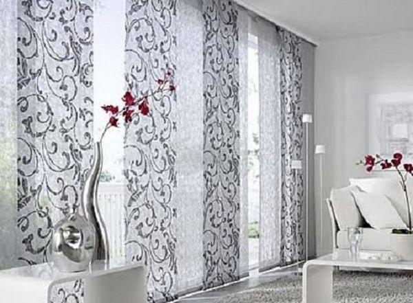 Modern Salon Perde Modelleri - Ev Dekorasyonu