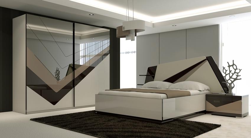 Modern Yatak Odası Mobilya Modelleri