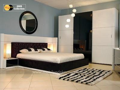 Modern Yatak Odası Modelleri 2016