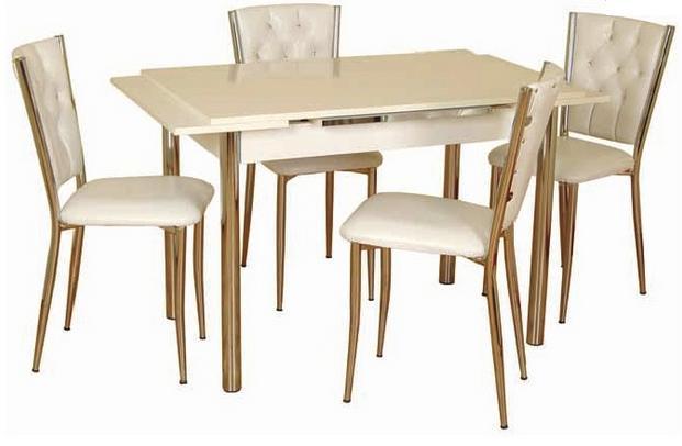 mutfak masası takımı kapitone rmt 13 - Lokanta Masaları ...