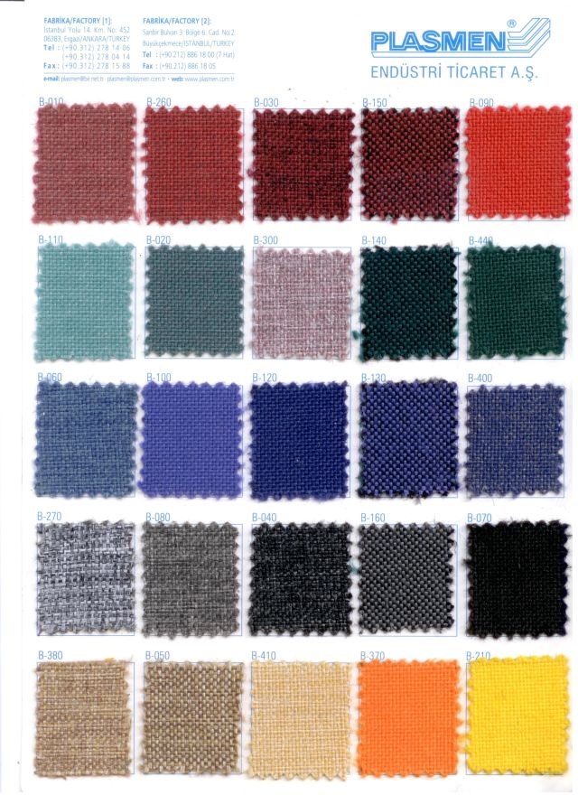 Renk Kartelası