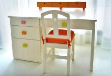 Renkli Yeni Trend Çocuk Çalışma Masası Modelleri | Dekorstili.com