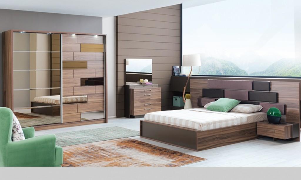 Santana Modern Yatak Odası Takımı Tarz Mobilya Modelleri,Çok ...