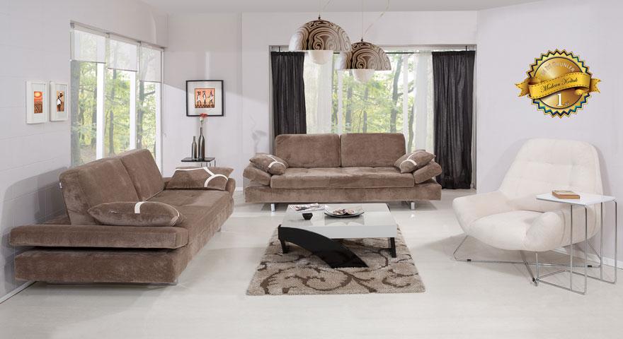 siesta modern salon takımı - Almoda Mobilya ::..