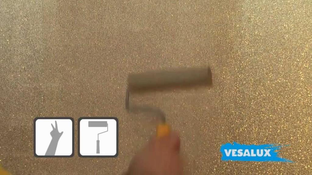 Simli Duvar Boyası Modelleri Uygulaması Video - YouTube