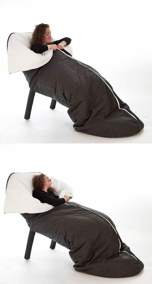 Slanket Tv Koltuğu | Tasarım