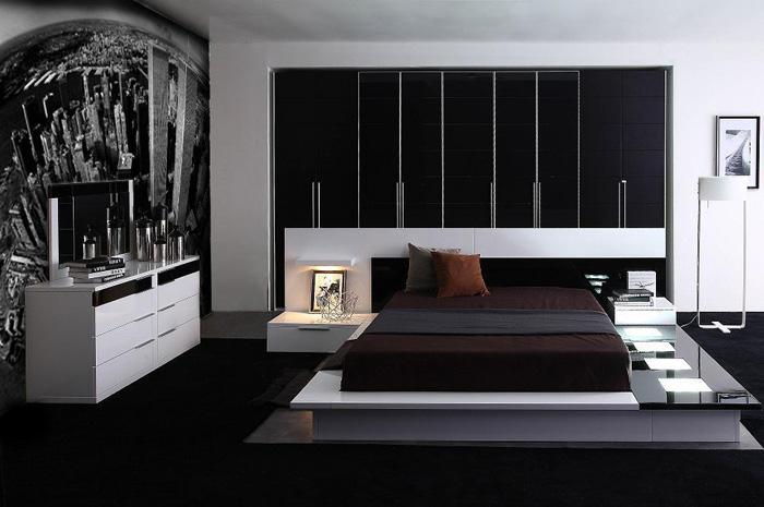 TR Dekorasyon ve Mobilya Modası » modern yatak odası