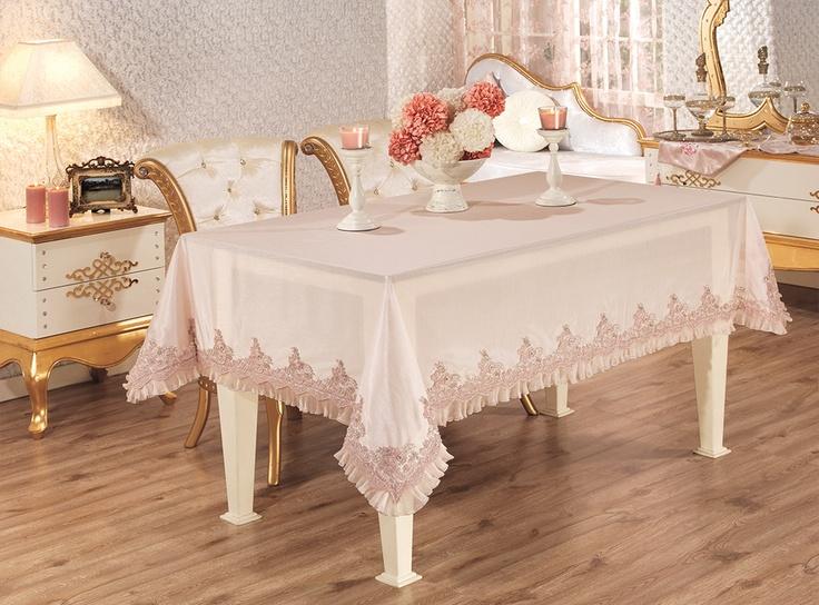 yatak örtüleri ve masa örtüleri on Pinterest | Tablecloths ...