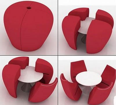 yer kaplamayan masa'-sandalyeler