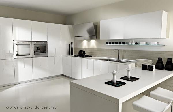 2014 Mutfak Modelleri - Dekorasyon Dünyası