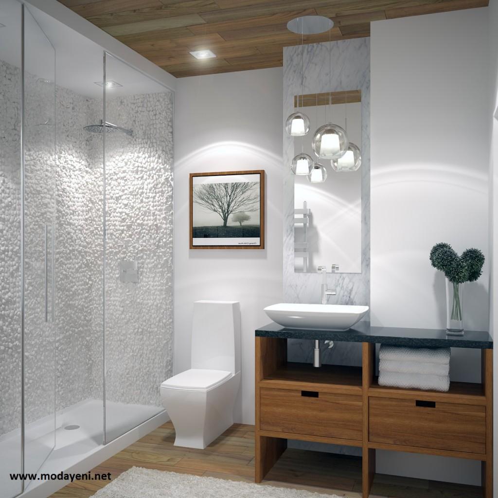 2015 – 2016 Modern Banyo Dekorasyonu | Dekorasyon