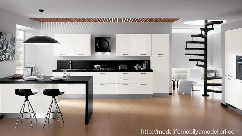2015 İtalyan Tasarımı Mutfak Modelleri | Modalife, Modalife ...