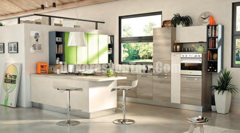 2016 İtalyan Mutfak Dolabı Tasarımları 2016 Hazır Mutfak ...