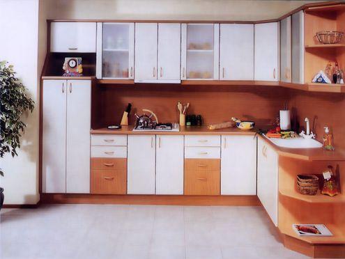 2016 Köşeli Hazır Mutfak Modelleri
